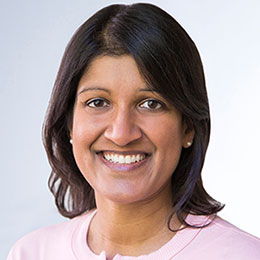 Rebecca Chinthrajah, MD