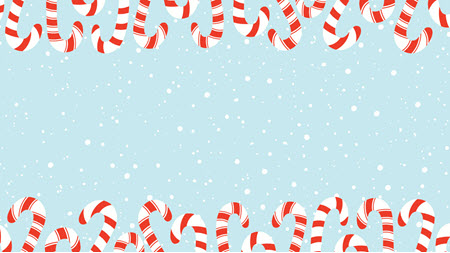 holiday zoom background