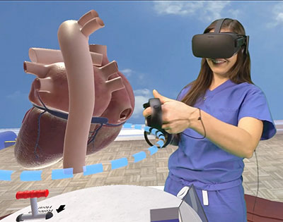 3D Virtual Technology