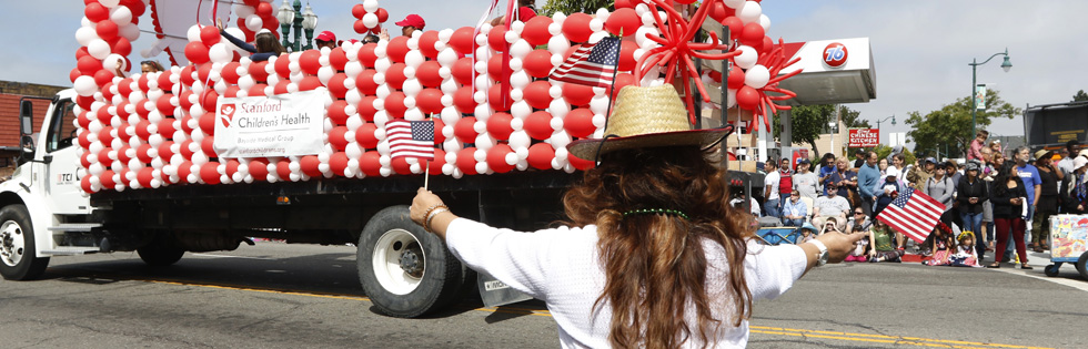 City of Alameda Mayor's 4th of July Parade