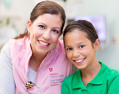 Our team provides comfort, preparation, and support for patients and families