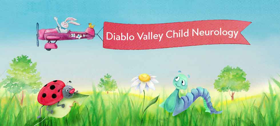 Diablo Valley illustrated banner