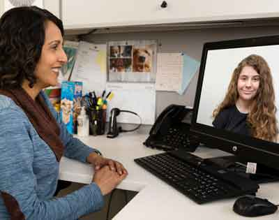 Stanford Children's Health televisit