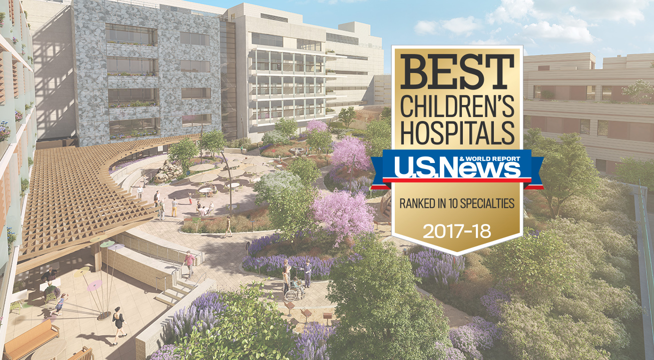Lucile Packard Children's Hospital Stanford ranks among ...
