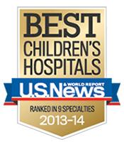 New National Survey Ranks Lucile Packard Children's Hospital