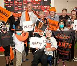 SF Giants - Stanford Childrens Health