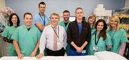 Interventional Radiology Program Leads With Child Friendly Approach