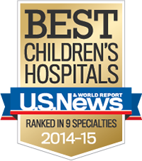 Ranked in 9 Specialties - Stanford Children's Health