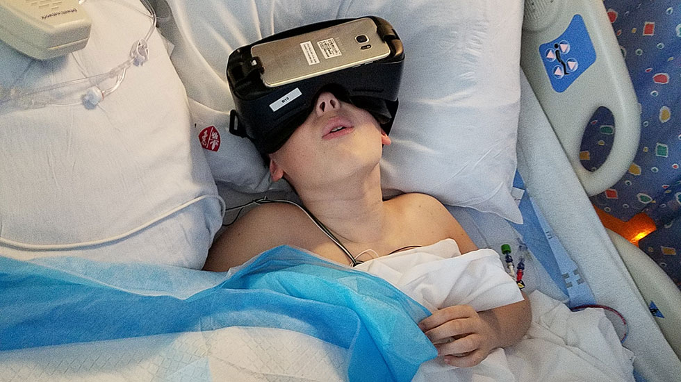 Virtual Reality - Stanford Children's Health