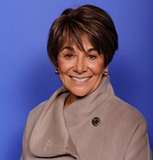 Anna Eshoo honors Christopher Dawes