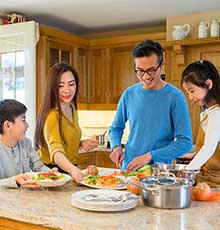 Make healthy habits a family affair for New Year's Resolutions