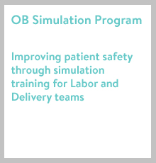 OB Simulation Program Brochure