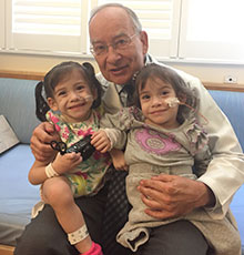 Sandoval Twins with Gary Hartman, MD