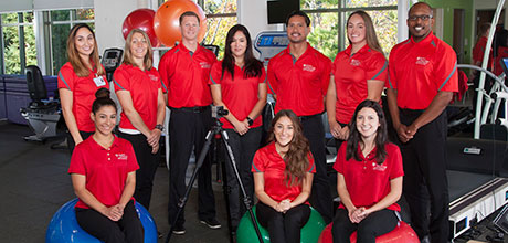 Stanford Children's Health Orthopedics and Sports Medicine Athletic Trainers