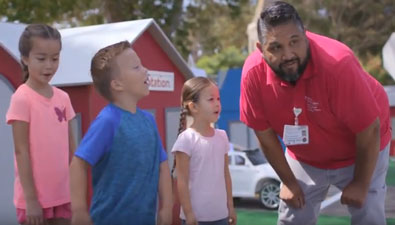 Lucile Packard Children's Hospital Stanford Childhood Injury Prevention Program