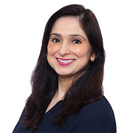 Dra. Manisha Newaskar, MD