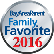 2016 Bay Area Parent Silver Medal