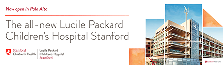 The all-new Lucile Packard Children's Hospital Stanford