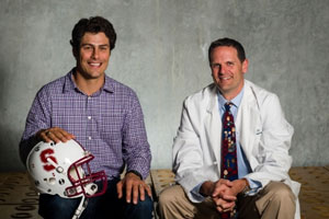 David Camarillo, PhD and Gerald Grant, MD