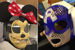 Radiation Therapy Masks