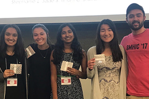 Stanford Mental Health Innovation Challenge (SMHIC) grand prize winners