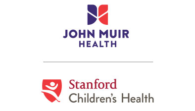 John Muir + Stanford Children's Health Logo