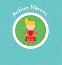 Action Hero Icon