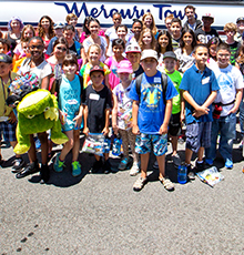Read about our 21st annual organ transplant camp