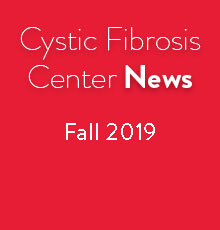 Cystic Fibrosis Center News