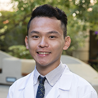 picture of Eric Ng, pharmacy resident