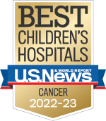Best Children's Hospital US News - Cancer
