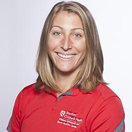 Megan Wahl, MS, ATC, CSCS